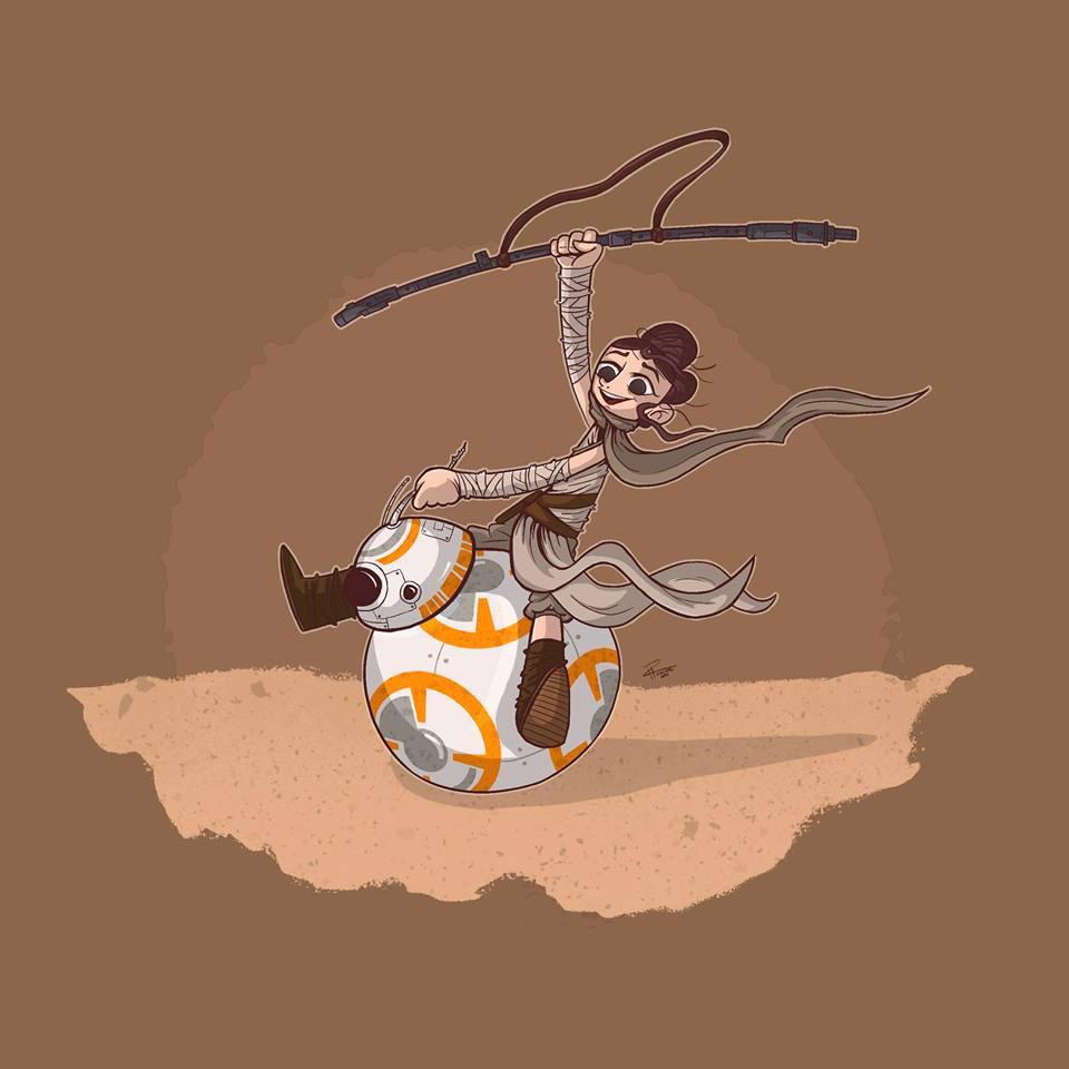 Ramon Hitzeroth - Star Wars