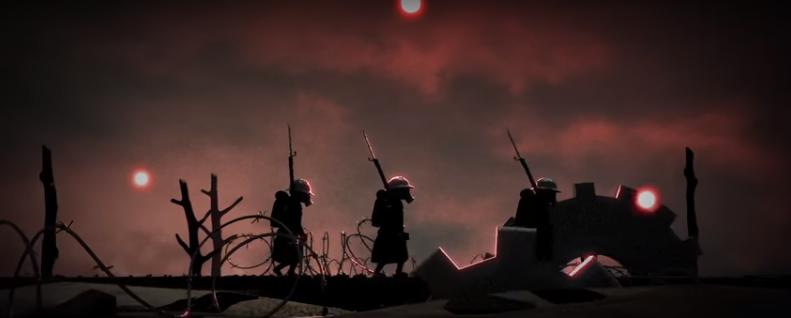 "CGI 3D Animated Short HD: ""Machina Mortem"" – by Jan Postema"