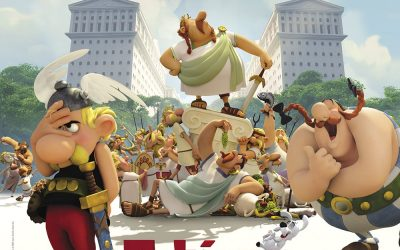 The hero we deserve. Asterix and the Mansions of the Gods