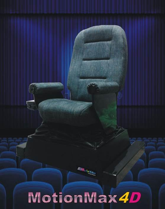 MotionMax 4D in South Africa