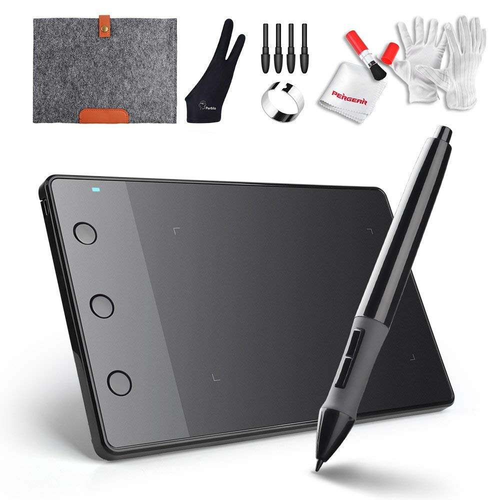 12 Best Drawing Tablets for Animation in 2019 For Beginner
