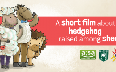 Sam the Hedgehog needs your help in crowdfunding his film for Autism Acceptance!