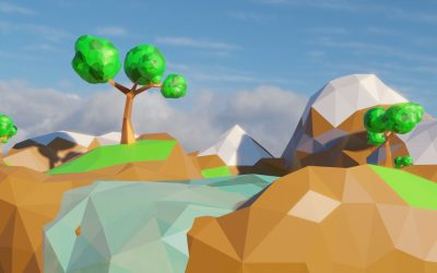Top 10 Low Poly Models & Packs on the Unity Asset Store 2019