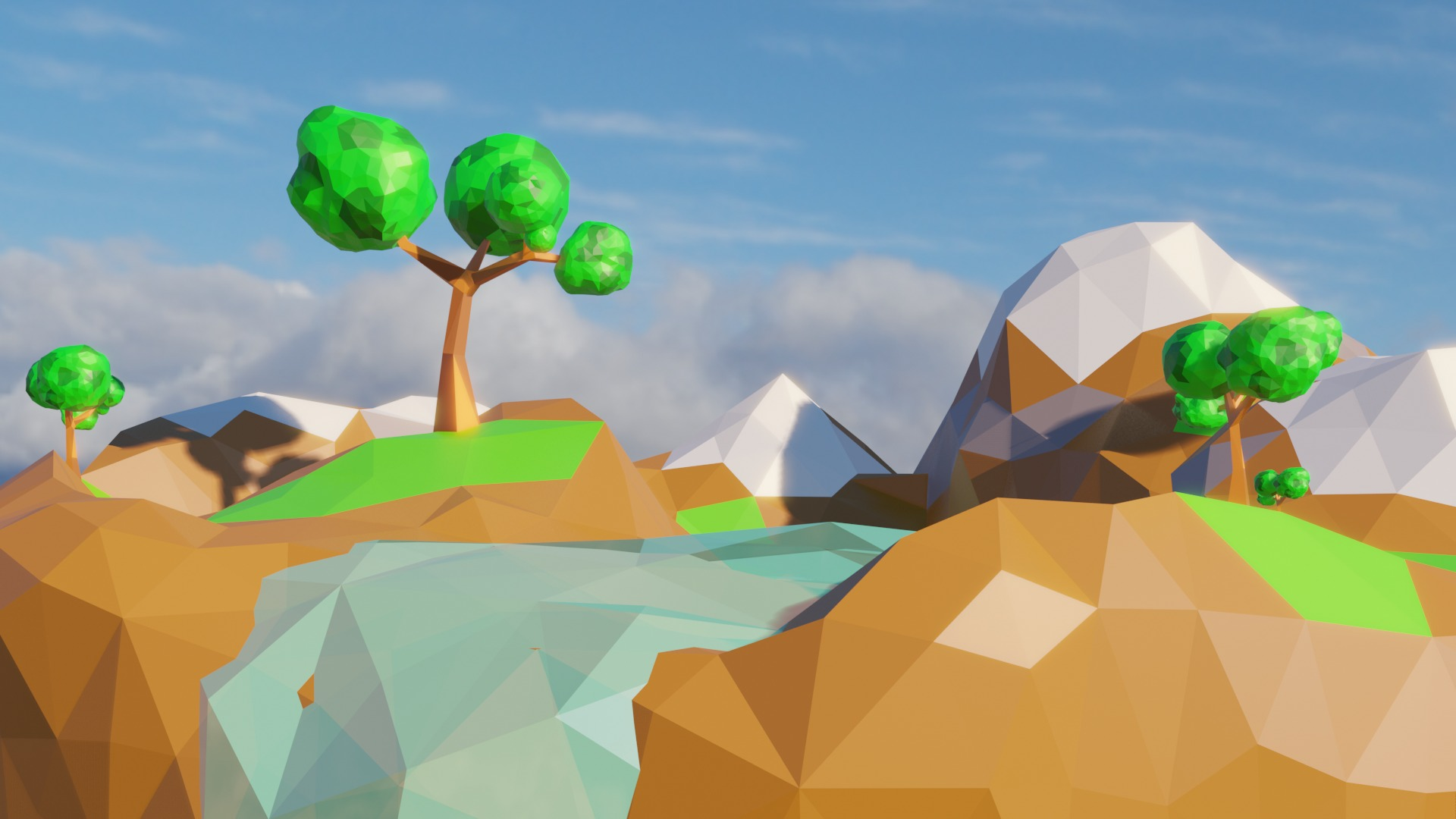 Top 10 Low Poly Models & Packs on the Unity Asset Store 2019 -