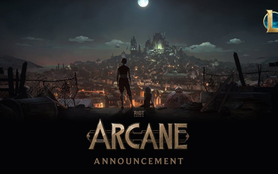 Everything You Ever Need to Know About League of Legends Arcane Cinematic World