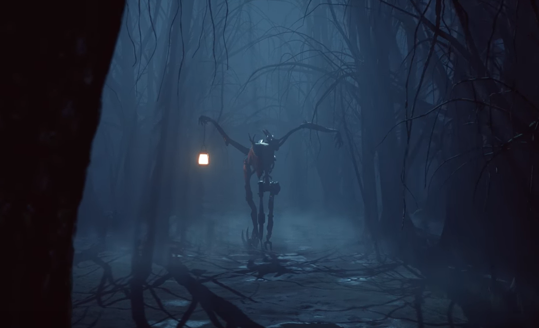 FiddleSticks Rework – Truly Terrifying Hero Cinematic