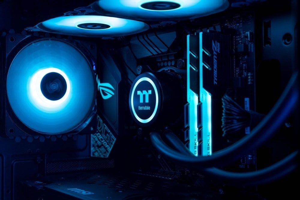 Best Computer Case Fan Blue LED