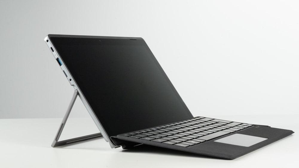 Versitile laptop