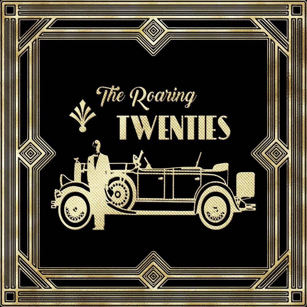 Art Deco Fonts - Roaring 20s