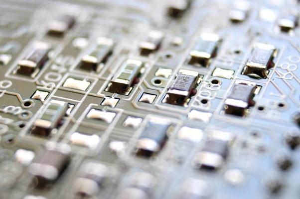 Parts of a processor