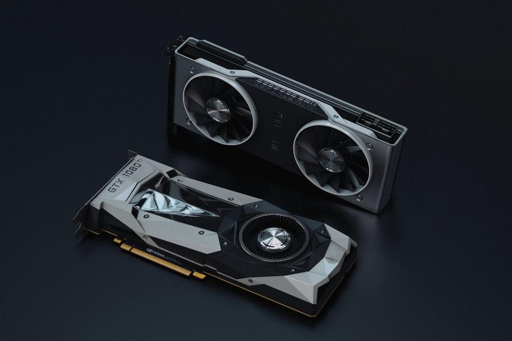 Dual Nvidia graphics cards