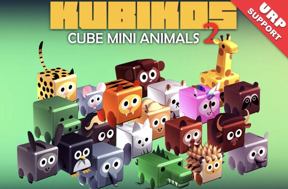 kubikos animated animals