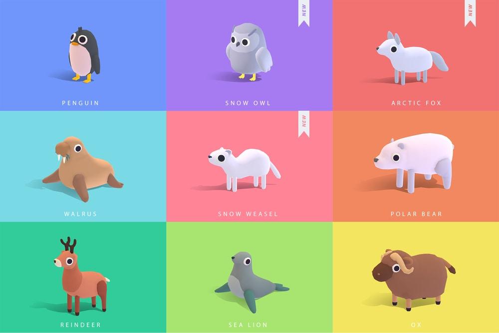quirk animals